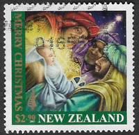 New Zealand 2011 Christmas $2.90 Good/fine Used [24/21498/ND] - Nuova Zelanda