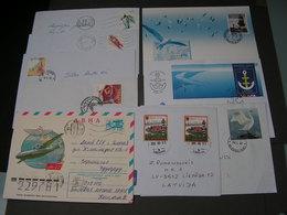 Baltic Russia Cv. Lot - Briefmarken