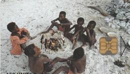 TELECARTE 150 UNITES...ENFANTS DE PECHEURS - Madagascar