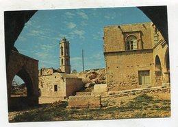 CYPRUS - AK 321018 Ayia Napa Churrch - Cyprus