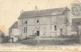 Ferme Du Bus, Près Ecos (Eure) - Ancien Château Où Résida Blanche De Castille - Carte Dos Simple - Non Classificati