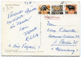 Kenya - Postcard - Carte Postale - Kenya (1963-...)