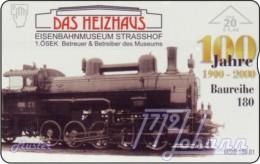 """TWK Österreich Privat: """"1.ÖSEK 5 - Baureihe 180"""" Gebr. - Austria"""