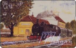 """TWK Österreich Privat: """"Schienen-Nostalgie 1 - Bahn"""" Gebr. - Austria"""