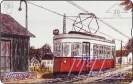 """TWK Österreich Privat: """"Schienen-Nostalgie 2 - Tram"""" Gebr. - Austria"""