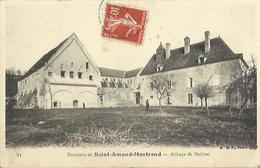8604 CPA Saint Amand - Abbaye De Noirlac - Saint-Amand-Montrond