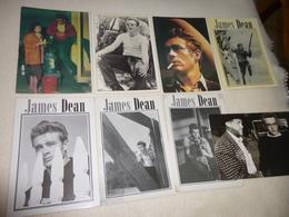 LOT DE 9 CARTES JAMES DEAN - Postcards