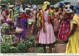 Tanzania - Market Scene - Woman - Femme - Tanzania