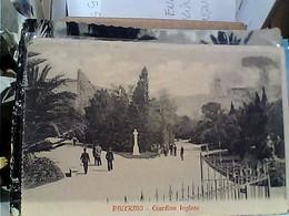 PALERMO IL GIARDINO INGLESE  V1913 GR971 - Palermo