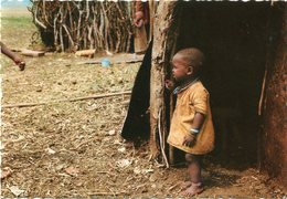 Tanzania - Masai Child - Tanzania