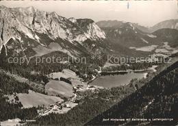 72204329 Hintersee Allgaeu Reiteralpe Und Lattengebirge Immenstadt I.Allgaeu - Immenstadt