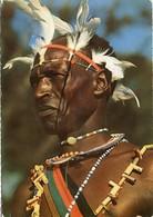Tanzania - Folklore - Warrior - Tanzania