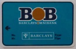 SOUTH AFRICA - BOB - Barclays MNI Bank - Carte Di Credito (scadenza Min. 10 Anni)