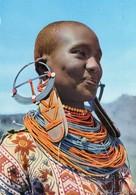 Zambia - Folklore - Woman - Femme - Zambia