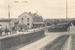 Reproduction Aubel Liege Gare Station - Aubel