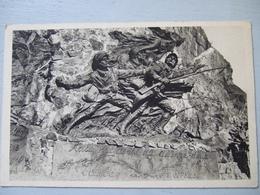 MONUMENT EN L'HONNEUR DU 15 2 / REGIMENT D'INFANTERIE A L'HARTMANNSWILLERKOPF - Monuments Aux Morts