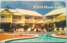 310CSLA  Bay Garden Hotel EC$10 - Sainte Lucie
