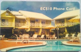 310CSLA  Bay Garden Hotel EC$10 - Saint Lucia