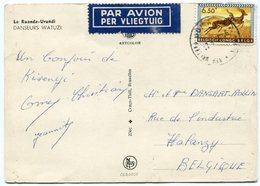 Congo Belge - Postcard - Carte Postale - Congo Belge