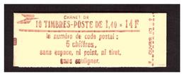 Carnet 2102 C3 - Markenheftchen