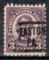 USA Precancel Vorausentwertung Preo, Locals Pennsylvania, Easton 584-204 - Vereinigte Staaten