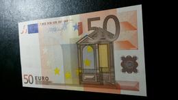 EURO CYPRUS  50 G DRAGHI R049 A1 UNC - EURO