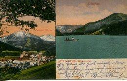 003613 Mariazell Mehrbildkarte - Mariazell