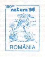 4178  Martin-pêcheur, Nymphéa: PAP Roumanie 1996 -  Kingfisher, Water Lily Postal Stationery Cover From Romania. Nature - Vögel