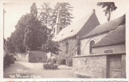 SELTENE ALTE Foto- AK   WAULSORT / Belgien - Teilansicht Mit Kirche - Ca. 1930 - Belgium