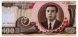 NORTH KOREA 100 WON 1992 Pick 43 Unc - Korea, North