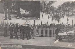 KONTICH / ANTWERPEN / 1908 / TREINRAMP - Kontich