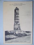 CHEMIN DES DAMES / STELE ELEVEE A LA MEMOIRE DE LA 36 ème DIVISION / PLATEAU DE CRAONNELLE - Monuments Aux Morts