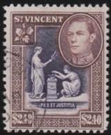 St Vincent         .   SG     .     176      .        O   .   Cancelled   .   /   .   Gebruikt - St.Vincent (...-1979)