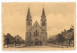 Belgique. Quaregnon, église Notre Dame De Lourdes (823) - Quaregnon