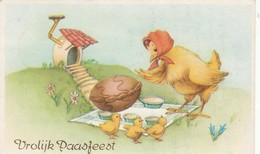 Vrolijk Paasfeest - Pâques