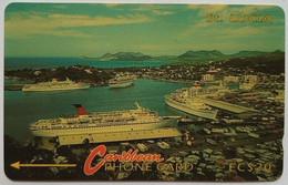 3CSLB Cruise Ships EC$20 (no Logo) - Santa Lucía