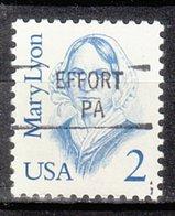 USA Precancel Vorausentwertung Preo, Locals Pennsylvania, Effort 841 - Vereinigte Staaten