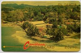 3CSLA  Coast EC$10  (no Logo) - Saint Lucia