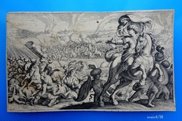 Gravure Ancienne :   à Identifier - Prints & Engravings