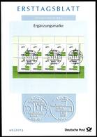 BRD - 2013 ETB 40/2013 - Mi 3042 - 10x2C    Ergänzungsdmarke - BRD