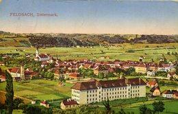 003631 Feldbach Gesamtansicht 1917 - Feldbach
