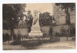 43 La Séauve, Monument Aux Morts (839) - France