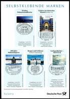 BRD - 2013 ETB S2/2013 - Mi 3002/3003 3009 3016 3031 3034 3040/3041 3045/3046 - Gestanzte Marken - [7] West-Duitsland