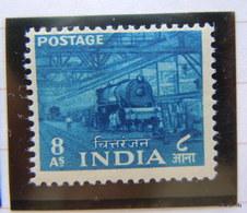 India 1955. Five Year Plan, 8 As. Stamp. MH, SG 362 - Nuevos