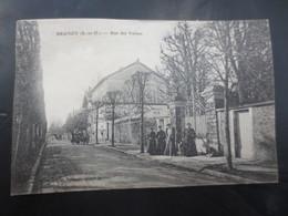 Brunoy Rue Des Vallées - Brunoy