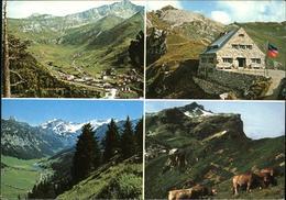 71388559 Malbun Panorama Pfaelzerhuette Triesenberg Liechtenstein - Liechtenstein