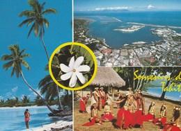TAHITI (POLYNESIE FRANCAISE) Ville De Papeete - Polynésie Française