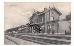 Oisterwijk - Station - Nederland