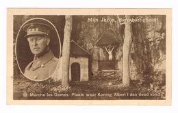 I DOODSPRENTJE KONING ALBERT I 1934 - Devotieprenten