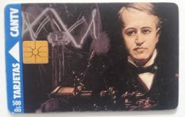 Thomas Edison ,   Venezuela - Venezuela